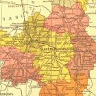 Карты Тамбовской губернии и ее уездов
