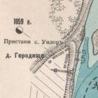 Лоцманская карта Волги