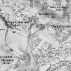 Монографическая карта окрестностей Санкт-Петербурга