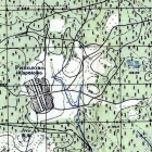 Немецкие карты Московской области