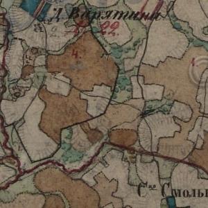 Владимирская Менде 1 верста
