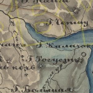 Карты Алтайского округа