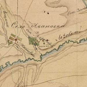 Карты ПГМ Екатеринославской губернии