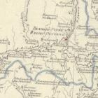 Карты Вологодской губернии из атласов