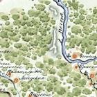 Атлас Российской Империи 1843г