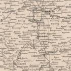 Карты Калужской губернии из атласов