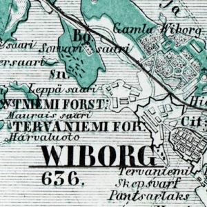 Сборник карт Санкт-Петербургской губернии