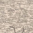 Карты украинских губерний из атласов