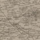 Карты Тверской губернии из атласов
