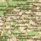Московская губерния на картах Стрельбицкого