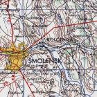 Карты США Смоленской губернии