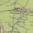 Советские карты Архангельской области