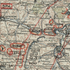 Карты Украины Генштаба 1925-1942гг
