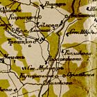 Подробная карта Стрельбицкого Самарской губернии
