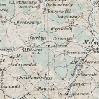 Карты юга Белоруссии