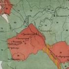 карта Иркутской губернии