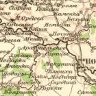 Белоруссия на картах Стрельбицкого