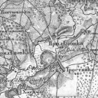 Белоруссия на картах Шуберта