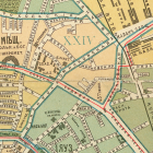 Старые карты Москвы