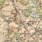 Уникальные польские карты Литвы