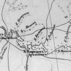 Топографическая карта Земли Войска Донского
