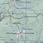 Карты Нижегородской области армии США