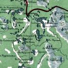 Олонецкая губерния на картах Стрельбицкого
