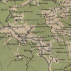 Карта Стрельбицкого Пермской губернии