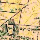 Карта Тульской и Рязанской губерний