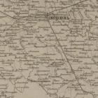 Карты Смоленской губернии из атласов