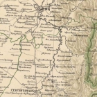 Карты Оренбургской губернии из атласов