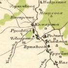 10-верстная карта Стрельбицкого Тобольской губернии