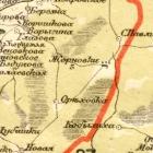 Новгород на картах Стрельбицкого