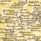 Нижегородская губерния на картах Стрельбицкого