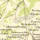 Вятская губерния на картах Стрельбицкого