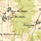Карта Стрельбицкого Симбирской губернии