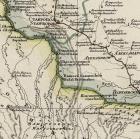 Карты Кавказа из атласов