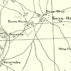 Карта Таврической губернии