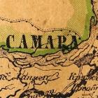 Карта Самарской губернии 1900 года