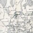 Карты Олонецкой губернии из атласов