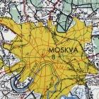 Подробные карты СССР армии США