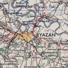 Карты США Рязанской области