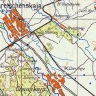 Немецкие карты Кубани