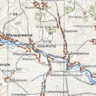 Немецкие карты Воронежской губернии