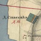 Карта Менде Нижегородской губернии