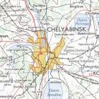 Карты Оренбургской области армии США