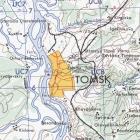 Карта США Томской области