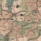 Карта Менде Ярославской губернии
