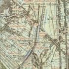 Немецкие карты Ленинградской области