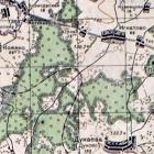 Карты РККА Ярославской области